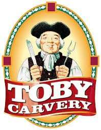Free Sundae and get 33% off food on Toby Cavery's app.