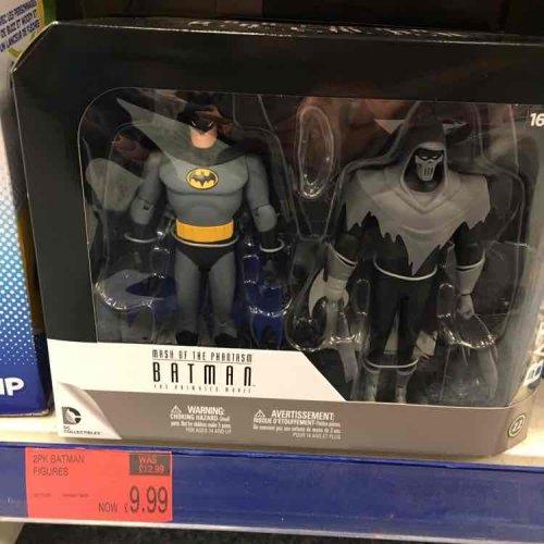 Batman animated series mask of phantasm figures