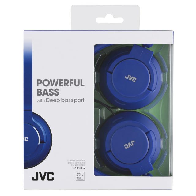 JVC HAS180A Headphones £5 in store Tesco Walsall