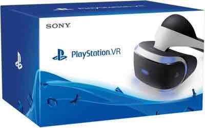 PlayStation VR + PlayStation Camera + Farpoint + VR Worlds £349 @ Tesco direct