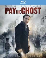 Pay The Ghost Blu Ray @ amazon (66p prime) £2.65 Non prime