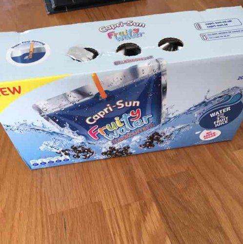 Capri Sun Fruity Water 10 x 200ml no added sugar £1 @ Asda