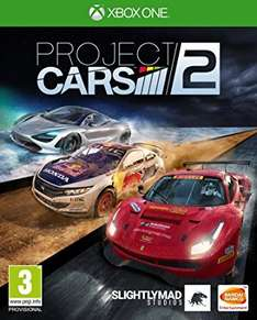 Project cars 2  £39.85 @ ShopTo