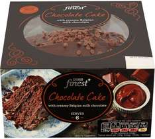 Tesco Finest Chocolate Cake £2.00 @ Tesco