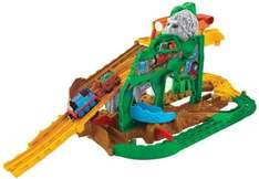 Thomas and Friends Take and play jungle set £11.18 and Engines half price/clearance from £3 to £5 ish @ Toys r Us and Smyths