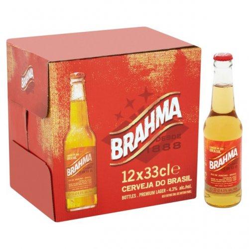Brahma 12 x 330ml - £6 @ Morrisons In store & Online