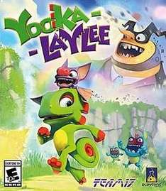 Yooka Laylee + Yooka-Laylee Photo Cards - Xbox One & PS4 - £19.85 delivered @ Shopto
