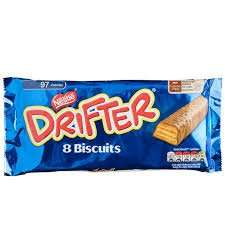 Nestle Drifter (8pack) & Yorkie Biscuit (7 pack) now 69p Each @ Tesco Instore & Online