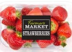 Buy 2 packs of Strawberries 400g (£1.69 each) get Double cream Free @ Iceland