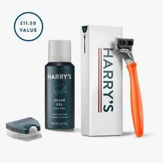 Try Harry's Razor/Shave Gel for FREE - just cover delivery £2.95 @ Harrys.com