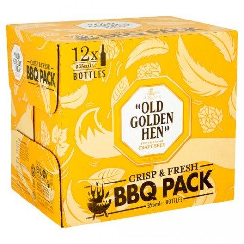 Old Golden Hen 12 x 355ml Summer Beer Pack, £10 @ Morrisons