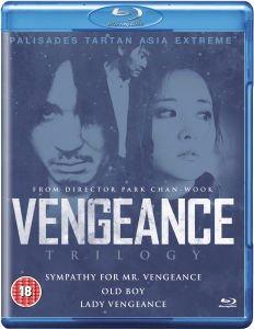 Vengeance Trilogy -  (Blu-ray) £11.99 Delivered @ Zavvi