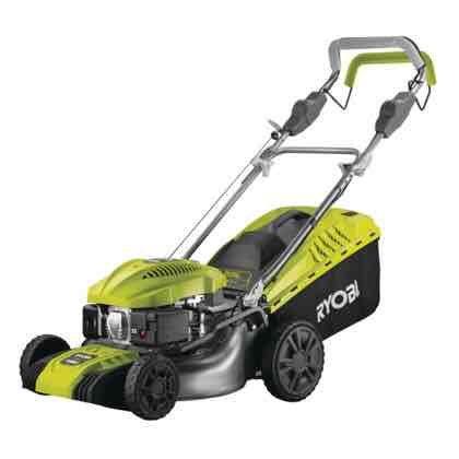 Ryobi RLM46140 140cc Petrol lawnmower 2 year guarantee  was £299 - now £199.94 @ Homebase