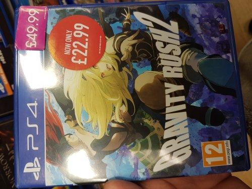 Gravity Rush 2 £22.99 @ GAME