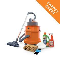 Vax 6131 T with Carpet Cleaner Bundle £99.99 with code @ Vax.co.uk