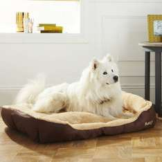 XXLarge Dog Pet Bed Choice of colours £10 @ Bunty Pets