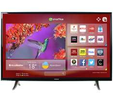 Hitachi 43 Inch Freeview Play Smart LED TV - £279.99 @ Argos