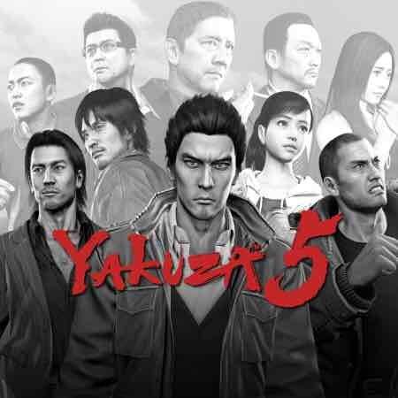 Yakuza 5 £7.99 PSN