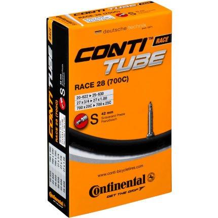 5 x Continental Race 28 Bike Inner Tube Presta 42mm £13.45 delivered @ Wiggle.co.uk