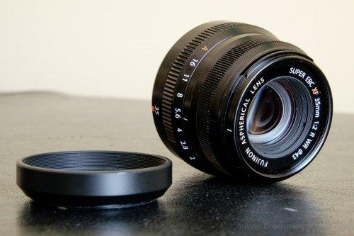 FUJIFILM Fujinon XF 35 mm f/2.0 R WR Standard Prime Lens £299.97  Currys on eBay