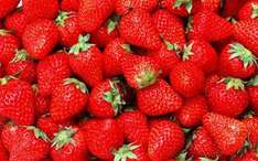 Strawberries 400g £1.19 @ Lidl in store