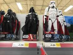 large Star Wars figures £3.56 - £5 Tesco walsgrave coventry