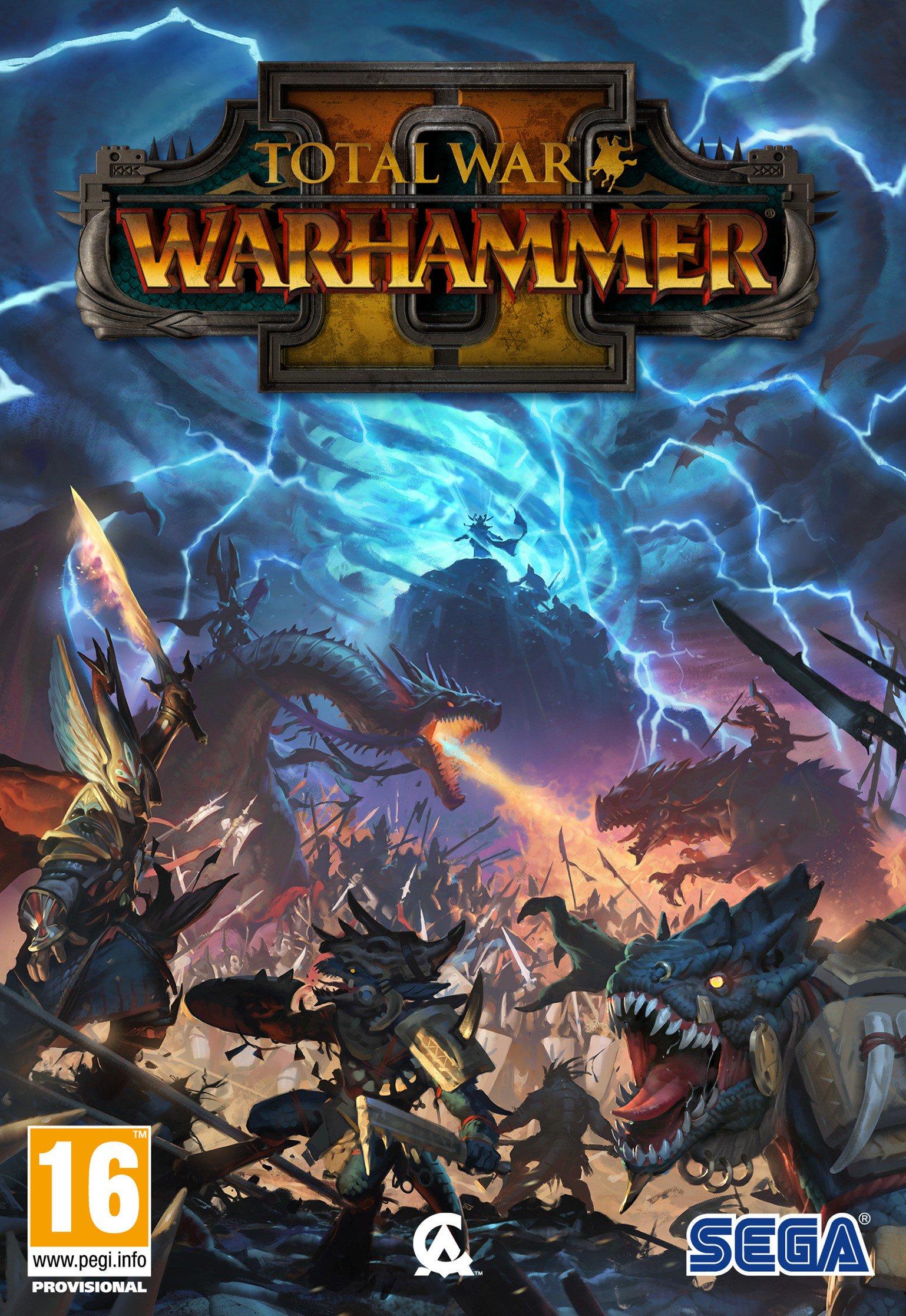 Total War Warhammer 2 PC £26.99 @ cdkeys