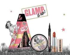 Free GWP containing 3 full sized products when spending £14 or more on make up at Soap and Glory @ Boots