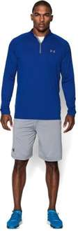 Under Armour Men's UA Tech 1/4 Zip Long-Sleeve Shirt (colour Royal: S, M, L, XL) £13.50 + 1.99 delivery (if <£20 spend / no Prime) @ Amazon