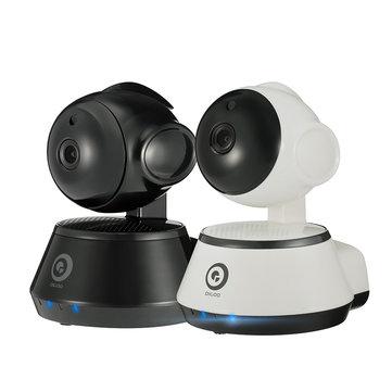 Digoo DG-M1Z 1080P SHARK 2.8mm 5.0MP Lens Wired Wireless Security Wifi IP Camera - £19.83 at Banggood