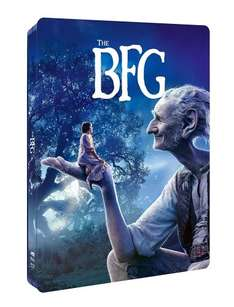 The BFG Limited Edition Steelbook - 2 for £10 on Amazon. Normal price £23.61