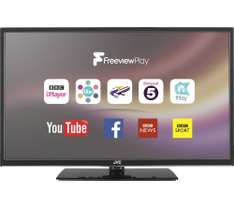"""JVC 32"""" Smart TV with WIFI & Freeview Play £159 Currys"""