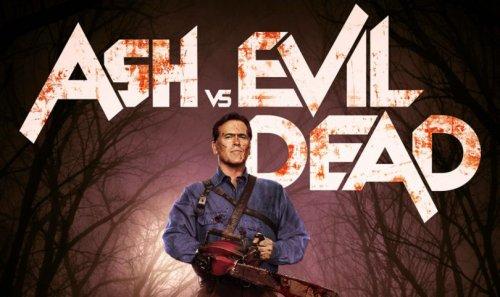 Ash Vs Evil Dead: The Complete First Season Blu Ray - £21.79 / Ash Vs Evil Dead: The Complete Second Season Blu Ray - £21.79 @ Hive.co.uk