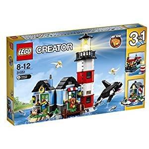 Lego lighthouse down to £25 on amazon - Prime Exclusive