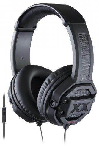 JVC Xtreme Xplosives HA-MR60X Around-Ear Headphones  £12.99  Argos on ebay
