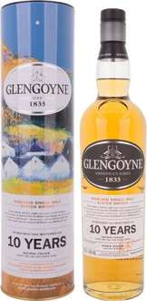 Glengoyne 10 - Malt Whisky with Prime Delivery £28.99 @ Amazon