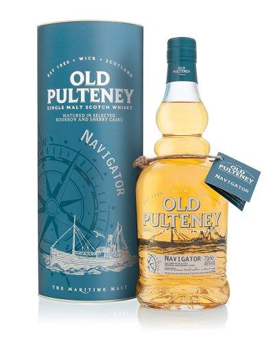 Old Pulteney Navigator - Single Malt Whisky £33.99 @ Amazon
