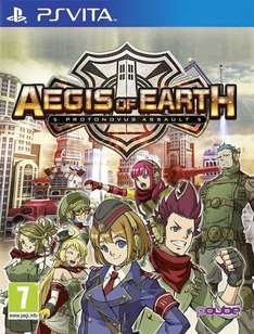 Aegis of Earth: Protonovus Assault (PS Vita/PS3) - £4.99 @ Game