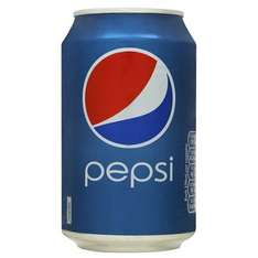Pepsi 330ml cans x24 £5 instore @ Poundland