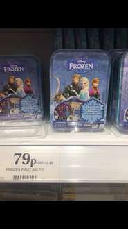 Frozen First Aid Kit 79p @ Home Bargains