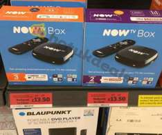 Now TV Box and 2 months movies or 3 months entertainment at Sainsbury's for £13.50