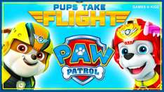 PAW Patrol Pups Take Flight - Free (was £3.79) @ Google Play Store
