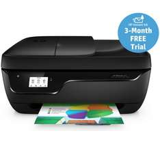 HP OfficeJet 3831 All-in-One Wi-Fi Printer and Fax.- £34.99 @ Argos (C&C) (With 3 months instant ink trial)