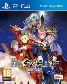 Fate Extella: The Umbral Star (PS4) £18 @ Game
