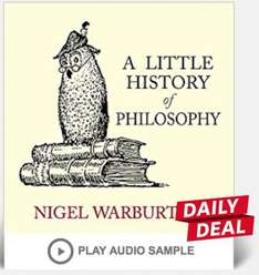 A Little History of Philosophy - Audible - Daily Deal - £1.99
