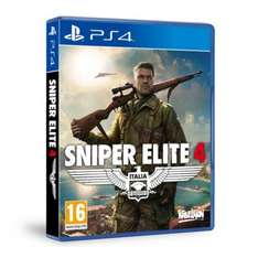 [PS4] Sniper Elite 4  - £24.95 @ thegamecollection