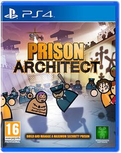 Prison Architect PS4 (new) £9.99 instore @ Game