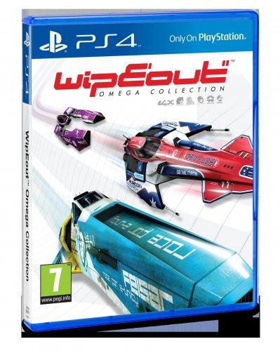 Wipeout Omega Collection £19.84 @ Base / £19.85 @ Shopto
