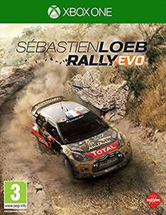 Sébastien Loeb Rally EVO (Xbox One) £6.99 Delivered @ GAME