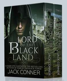 Top Sci-Fi Fantasy Novel - Jack Conner -   Lord of the Black Land: An Epic Fantasy: Omnibus Kindle Edition  - Free Download @ Amazon